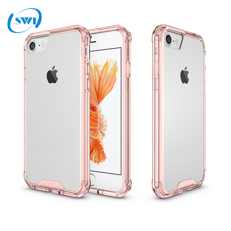 China supplier Alibaba custom cover case for iphone 7, for iphone 7 transparent case , for iphone 7 clear case wholesale