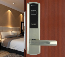 Top Grade RFID Digital ID card hotel lock for sale ET811RF
