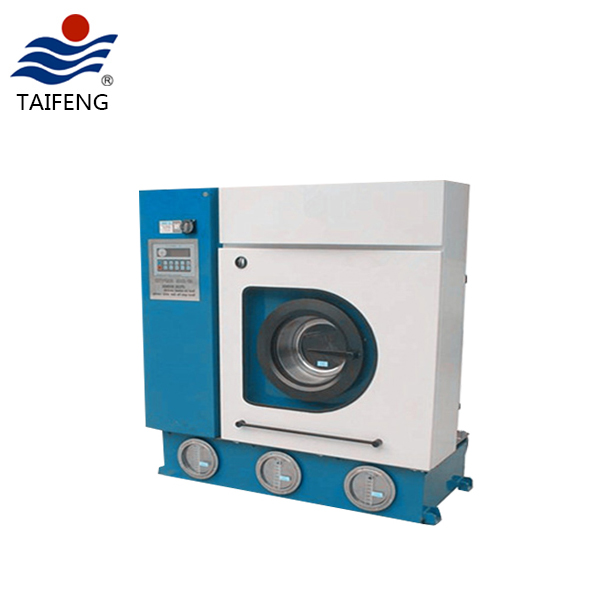 Laundry dry cleaning press machine used for laundry shops