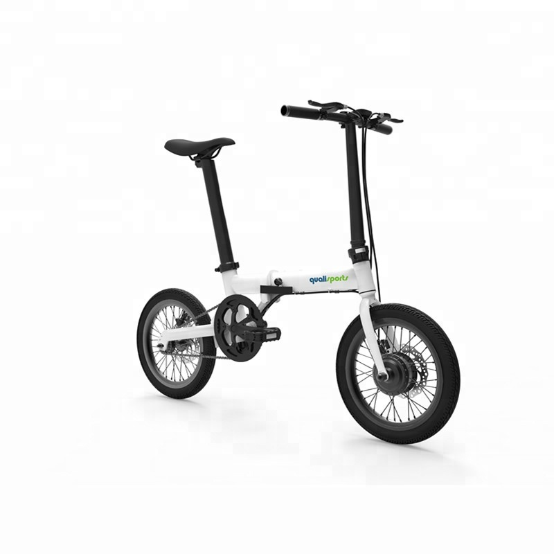 Affordable Luxury Small Folding Electric Bicycle <strong>City</strong> Ebike for Urban Commuters