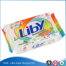 LIBY coconut oil multipurpose laundry soap clothes washing soap