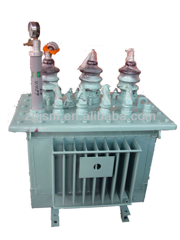 11 KV 50 KVA Oil Immersed Power Transformer
