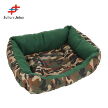 2017 No.1 Yiwu agent commission Agent wanted Camouflage pet kennel/soft dog house