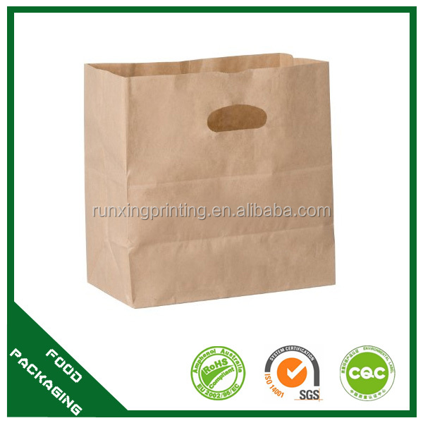 sugar taking out bag / rice bag for grocery /top brand paper bag