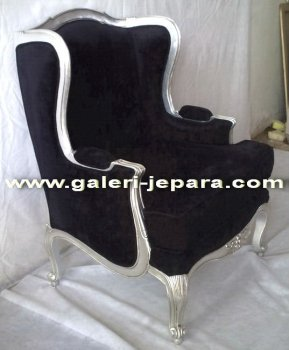 Single Sofa Furniture Jepara - Indonesia Furniture - Furniture Pillow