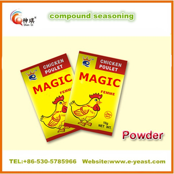 10g barbecue seasoning powder for African market