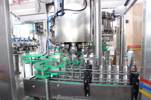 grape wine/beer bottled washing filling capping machine