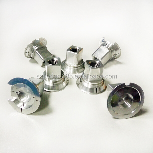 OEM custom high precision CNC machining parts,metal cover
