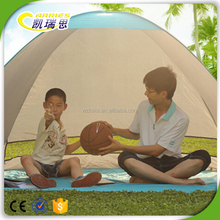 New Promotion Fully Automatic Manufacturer Supply Cheap Pop Up Beach Tents
