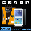 0.26mm/0.33mm 9H 2.5D Anti Glare Anti-Scratch mobile phone tempered glass screen protector for Samsung galaxy J3