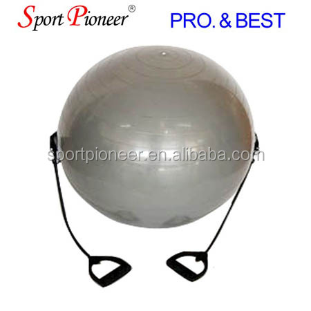 Fitness Stability Gym Ball with Handle PVC for exercise