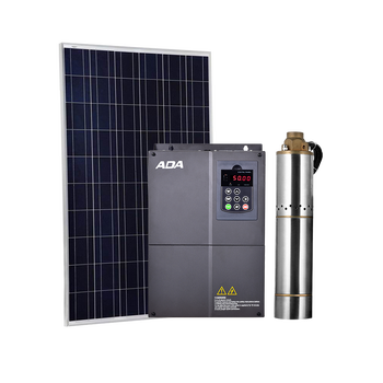 Best Price submersible pump on grid home solar power system 40kw