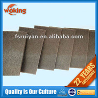 abrasive cleaning scouring pad