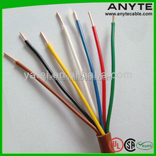Low voltage irrigation system control cable