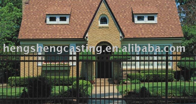 3x3 galvanized cast iron welded wire mesh fence
