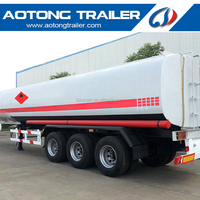 Manufacturer ISO Tri Axle Tanker Trailer