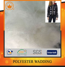Fake duck feather for winter jacket with high quality