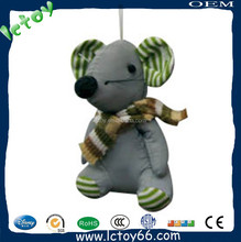 Wholesale reflective mickey mouse solar toy for promotion