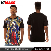 2015 New Fashion Cotton Cheap Custom T Shirt For Man