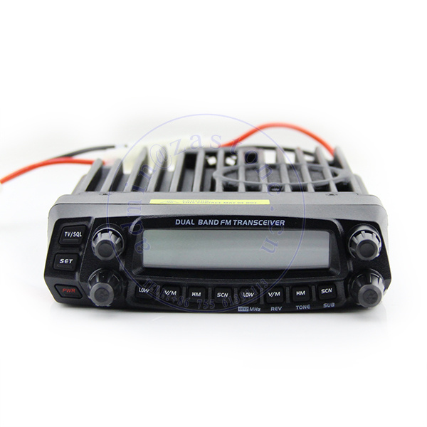 Dual band car radio ANYTONE AT-588 mobile radio