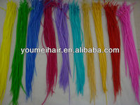 factory price cheap grizzly real feathers bulk for sale