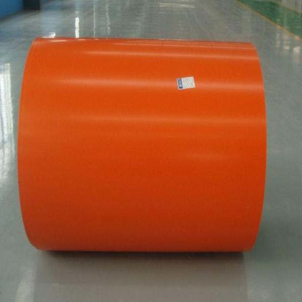 color coated roofing sheet 3003 aluminum colored coil / strip