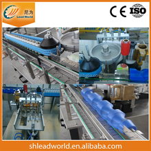 Full Automatic Wet Glue Paper Laber/ Labeling Machine For Bottle