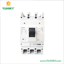 Wenzhou electronics supplier 630 amp MCCB 50KA Moulded Case Circuit Breaker