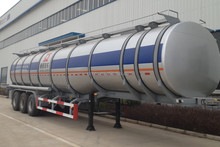 Fuel Transport Truck/Oil Delivery Truck Trailer