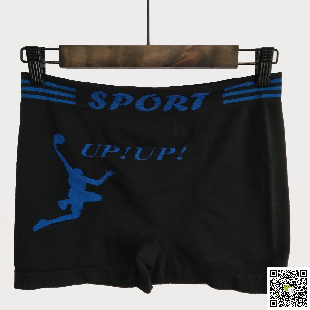 Mature men underwear boxer shorts mens brand underwear