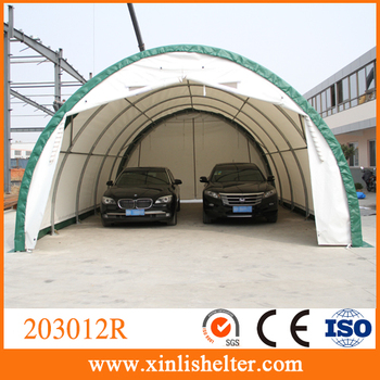 Factory outdoor car cover portable car garage shelter for Garage mobile rennes