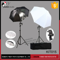 Promotional top quality studio photography light stand set