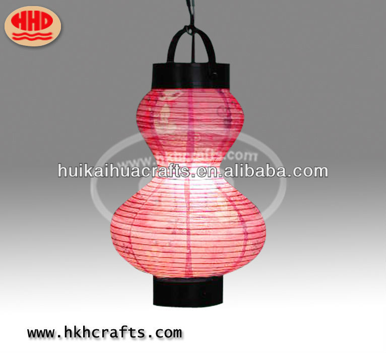 New fashion festival decoration handmade solar lantern