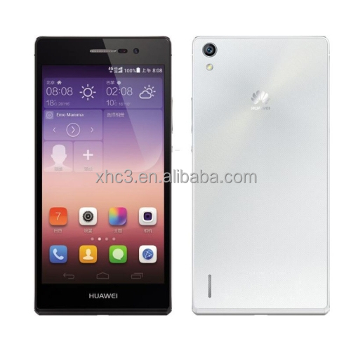 wholasale Huawei Ascend P7 16GB, 5.0 inch 4G phone Android 4.4.2 Smart Phone, Hisilicon Kirin 910T Quad Core 1.8GHz,