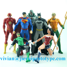 High quality new design plastic one piece figure model, 3d anime action figures, pvc material custom figure made in dongguan