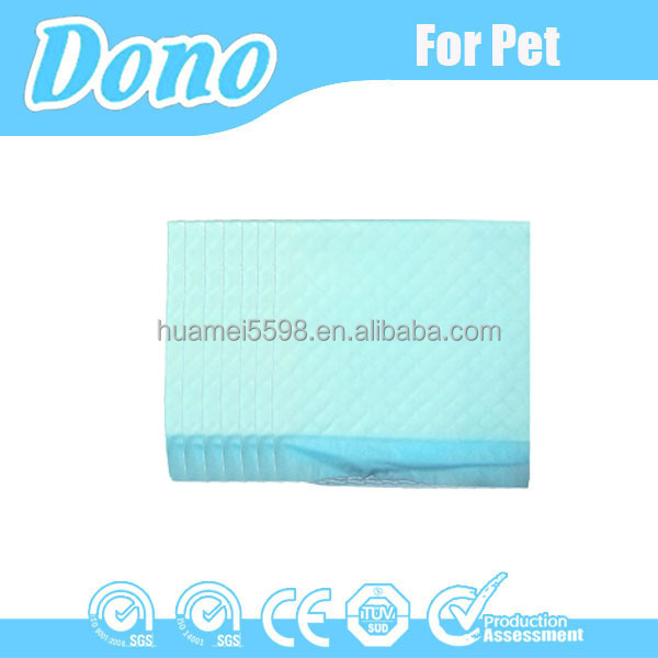 Disposable dog select waterproof quilted urine potty super absorbant cooling rechargeable heating puppy training pee pet pads