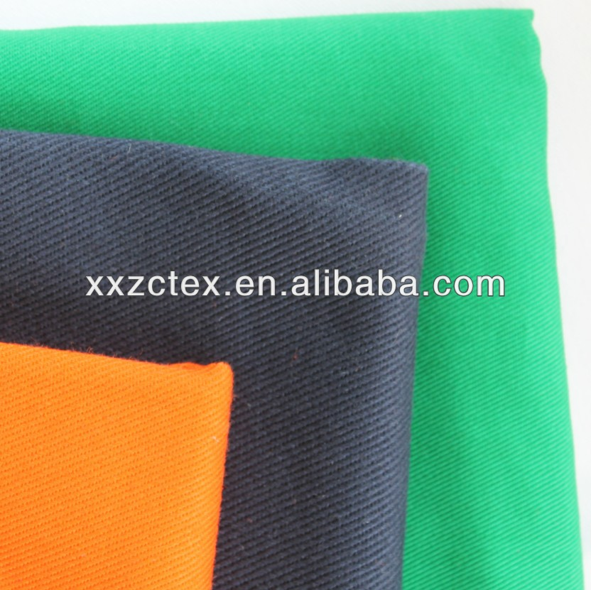 Cotton spandex fabric