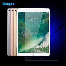 0.33mm 9H Anti-Scratch 2.5D Premium Tempered glass screen protector for ipad pro 10.5'