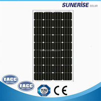 china factory cheap price monocrystalline 18v 150w solar pv panel module