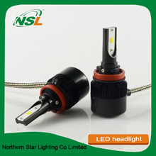 auto parts , 800 881 led cars headlight motorcycle headlights C6 H4 H13 9004(9007) H1 H3 H8 H9 H11 H7 9005HB3 880 881 H15 9012