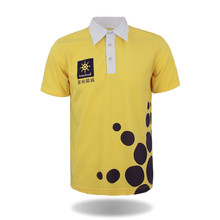 Clothing manufacturers men polo t-shirts with company <strong>logo</strong>