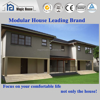 Pre made eco friendly prefabricated modul house real estate&construction sales in Kuwait