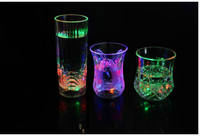 Colorful flashing novelty plastic bar party LED light cup