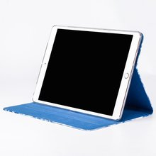Leather Case for ipad pro 10.5,Hign Quality PU+TPU Folio Case For ipad pro 10.5 With Smart Stand