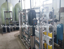 Reverse osmosis filtration equipment