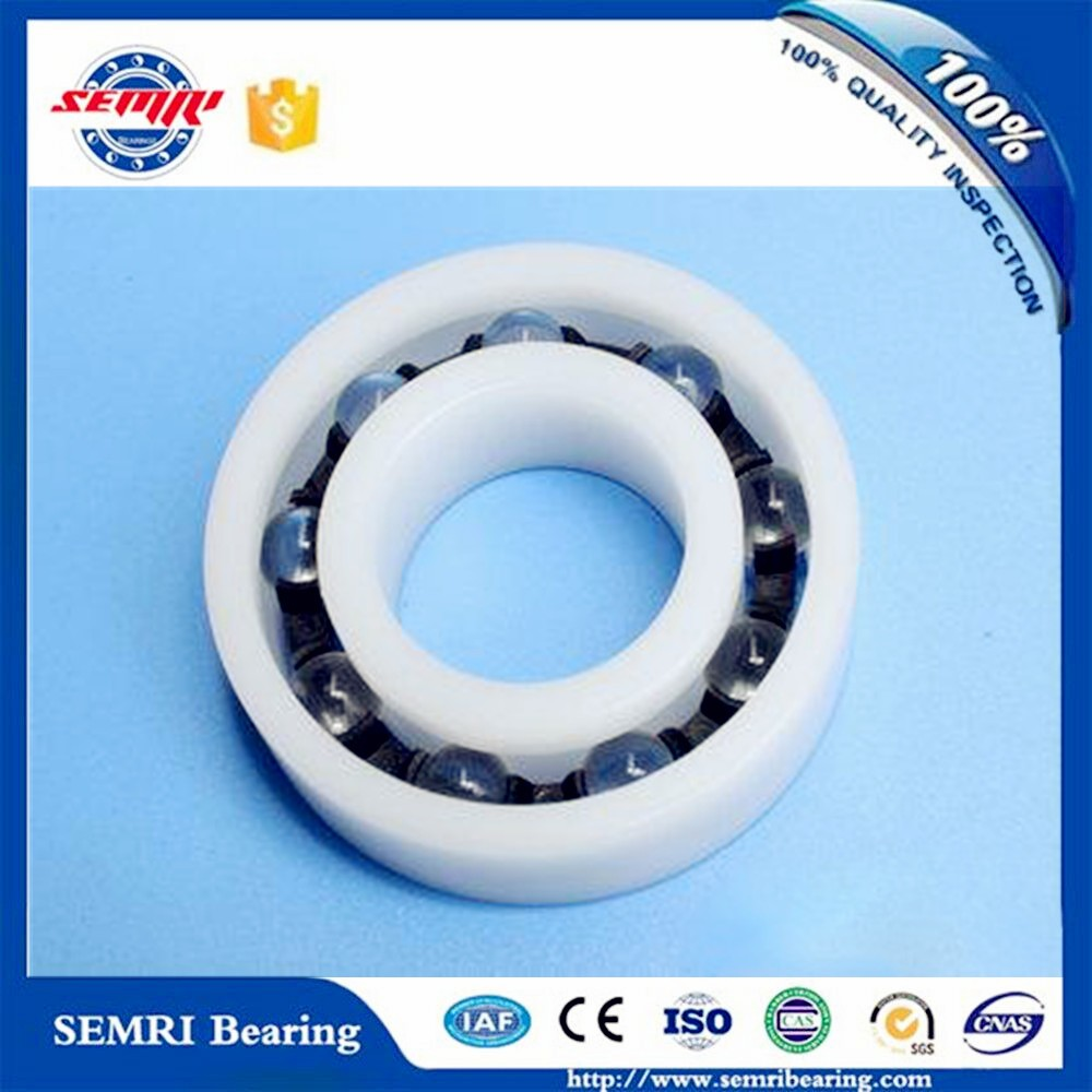 Water Tight Bearing Ceramic Glass Ball Bearing 6008 for Fitness Equipment