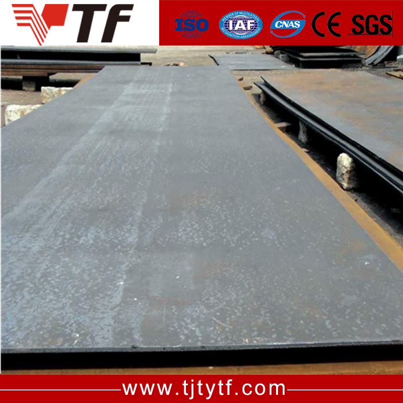 Q235 GB Standard Mild Carbon hot rolled manganese steel plate sizes