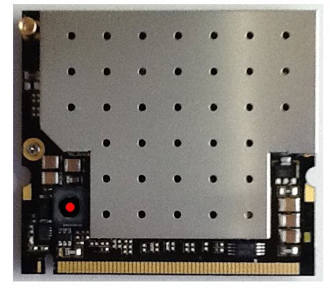 Embedded Wireless Broadband Module - 5.8 GHz ISM band