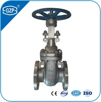 JIS B2073 B2083 Industrial Flanged Wedge Gate Valve with 10K 20K 30K 45K 65K 110K Pressure Casting Carbon Stainless Steel