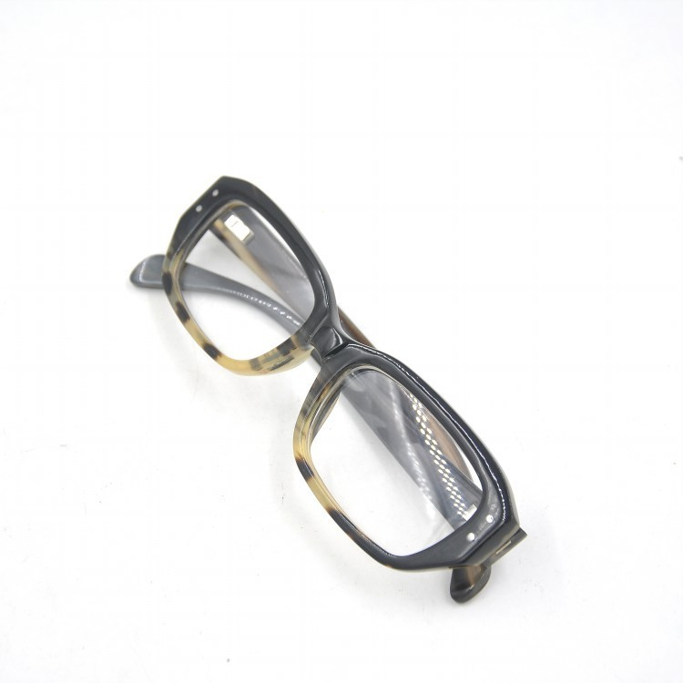Latest style buffalo horn eyeglasses frames optical glasses frame